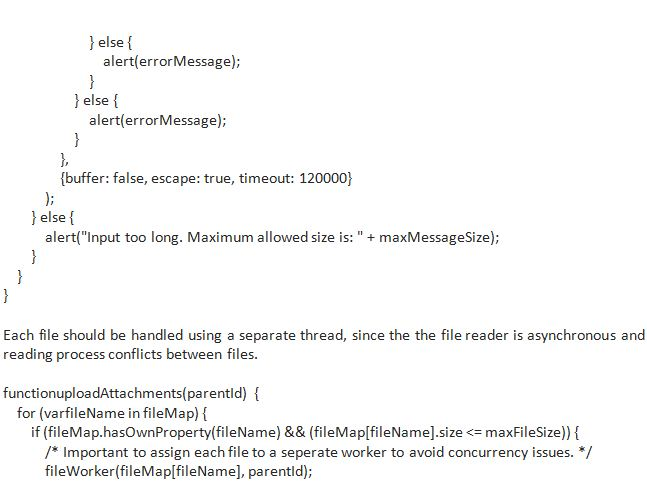 How to upload multiple files to a SalesForce object from